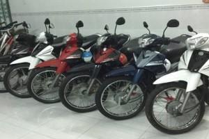 Muốn thuê xe máy Nha Trang loại xe ga giá khoảng bao nhiêu?